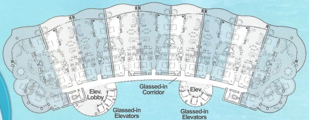 Turquoise In Orange Beach - Floor Plans